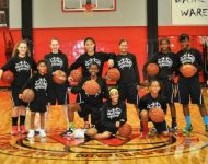 Lady Ballers Team Photo
